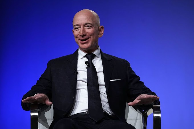 Jeff Bezos is once again the richest person in the world after two weeks at No. 2