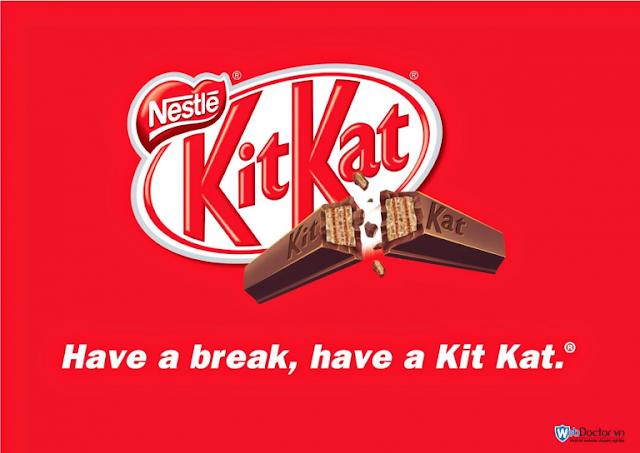 Kit Kat – Have a break, have a Kit Kat