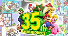 Nintendo relance 3 jeux de la série Mario