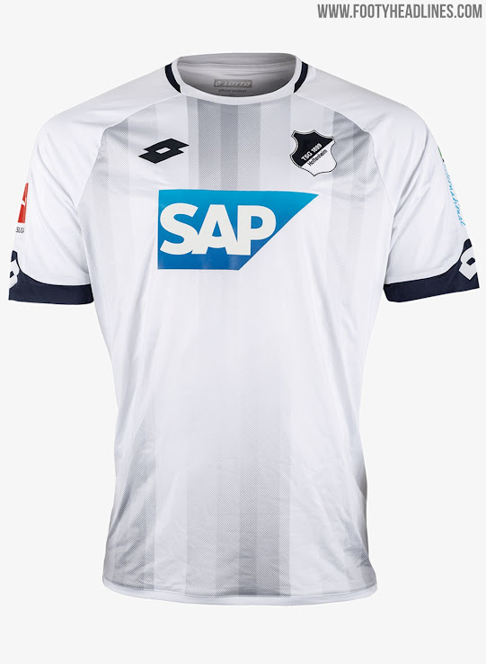 77910e14337 Hoffenheim 18-19 Away   Third Kits Released - Footy Headlines