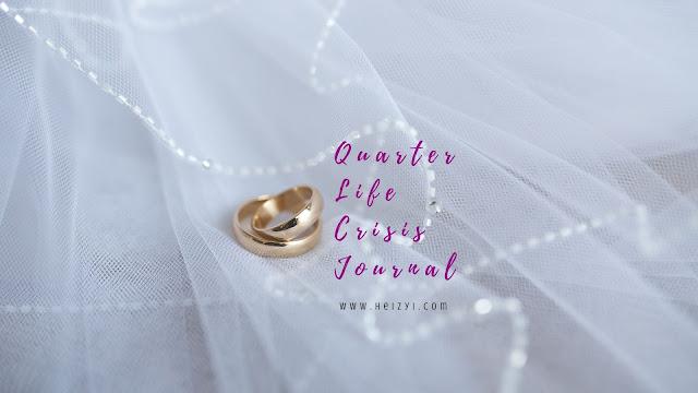 Quarter Life Crisis Journal