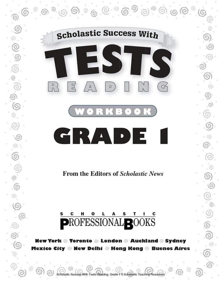 شغلانتى: Download (Reading Tests for Grade1 &2 ) pdf