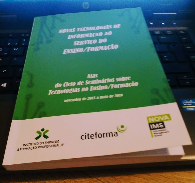 Livro de atas: Tecnologias no Ensino /Formação