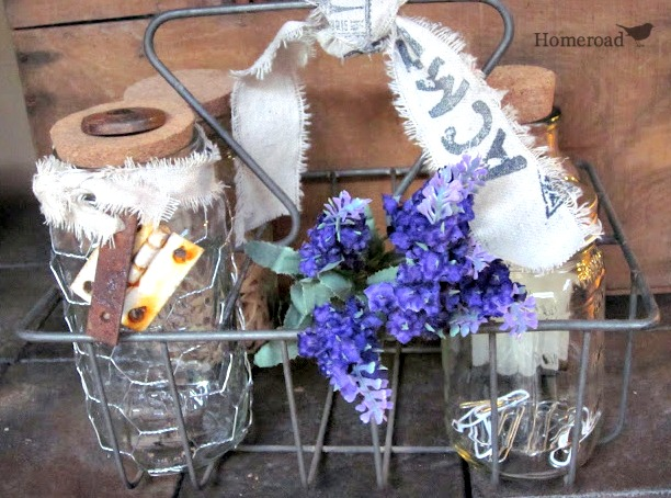 How to Decorate Recycled Pasta Jars
