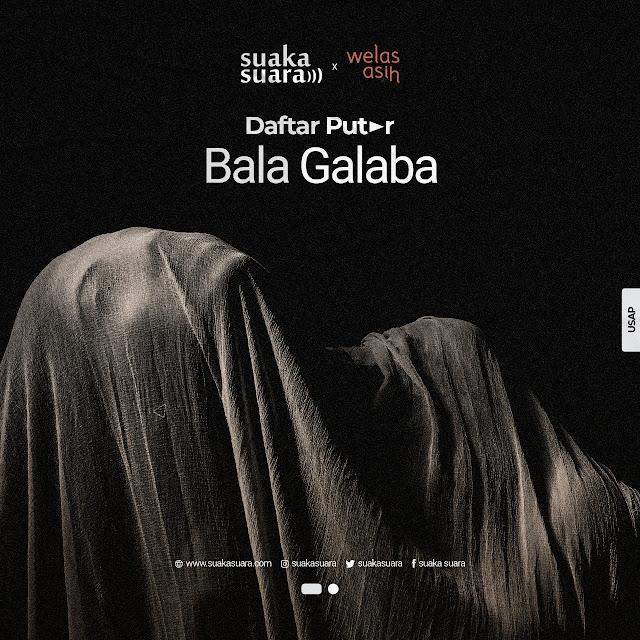 Daftar Putar: Bala Galaba