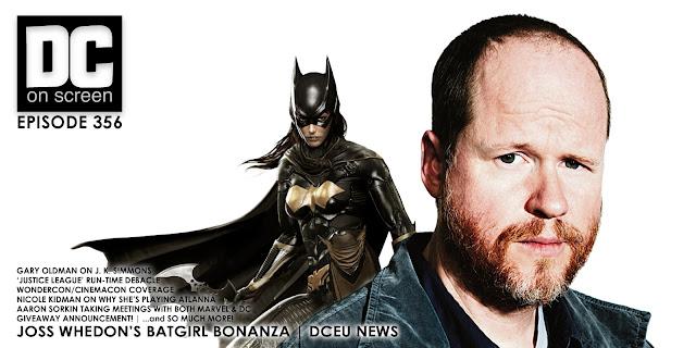 Joss Whedon may be making a batgirl solo film