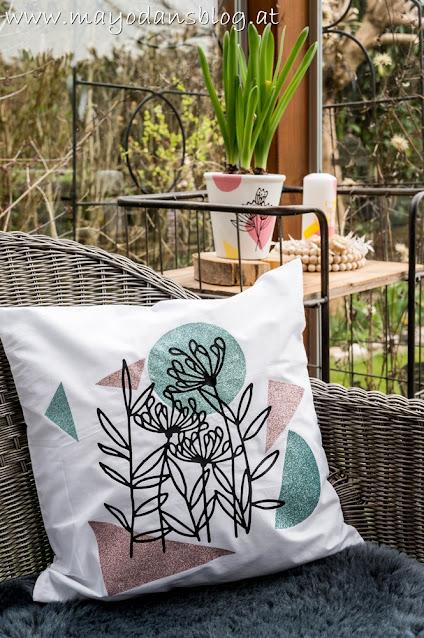 Frühlingsfrische Dekorationsideen für die Terrasse