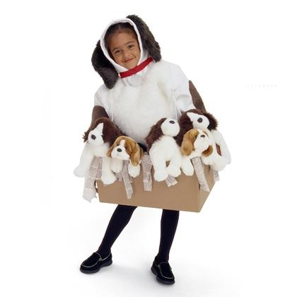 Pick of the Litter Costume