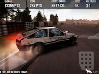 Drift Legends (Intial D) Apk Mod + Data OBB  V 1.31 Unlimited Money