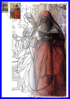 Retábulo de São Zacarias - Giovanni Bellini - www.professorjunioronline.com