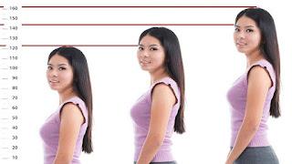 كيفية زيادة الطول القامة