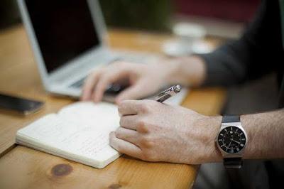 Aktivitas Belajar Ngeblog Pemula