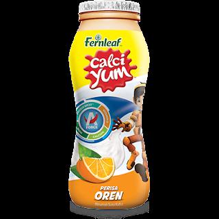 Minuman Kultur Pilihan Anak-Anak Pastinya Dari Fernleaf Calciyum Kerana Terdapat Nutrisi (Probiotik DR20) yang akan membantu menyokong  sistem imun