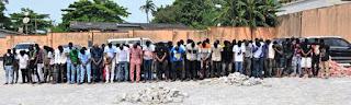 EFCC Raids Osogbo Night Club, Arrests 94 suspects, Confiscates 19 Cars