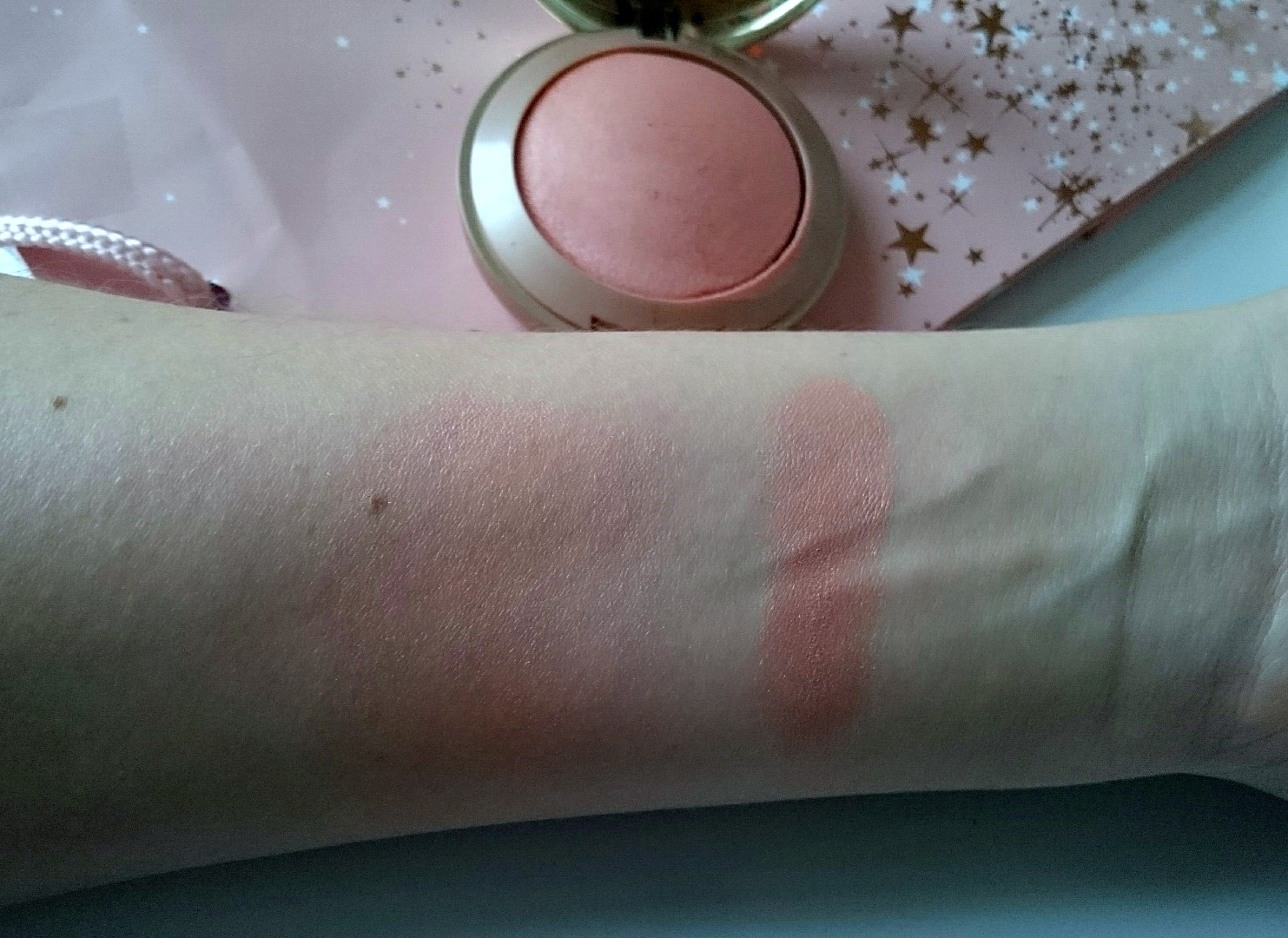 milani blush luminoso