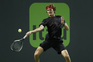 Zverev beats Coric in Miami