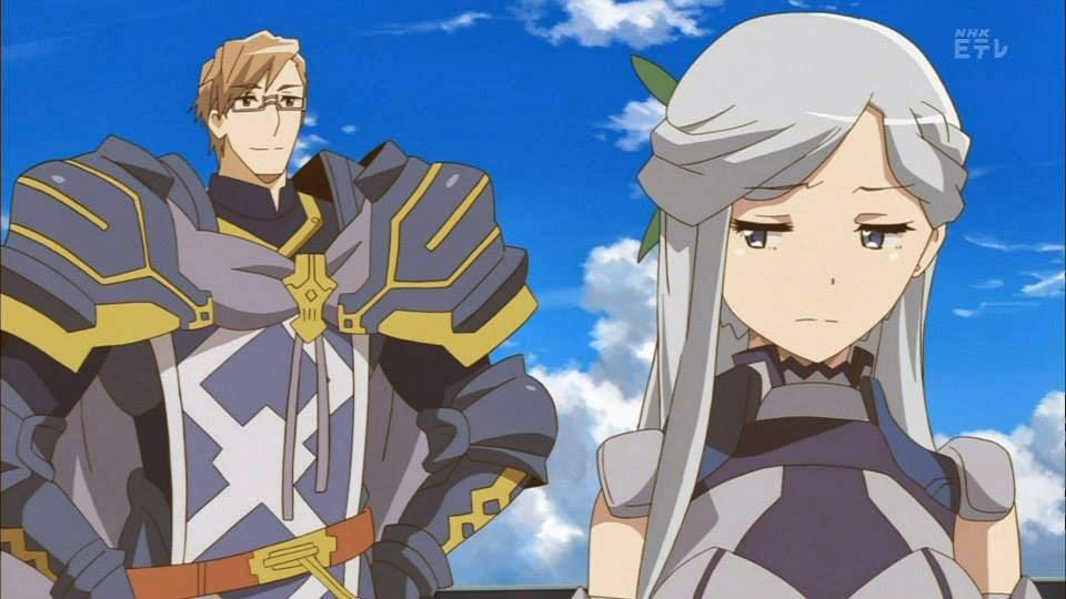 Log Horizon Episode 18 Subtitle Indonesia - Anime 21