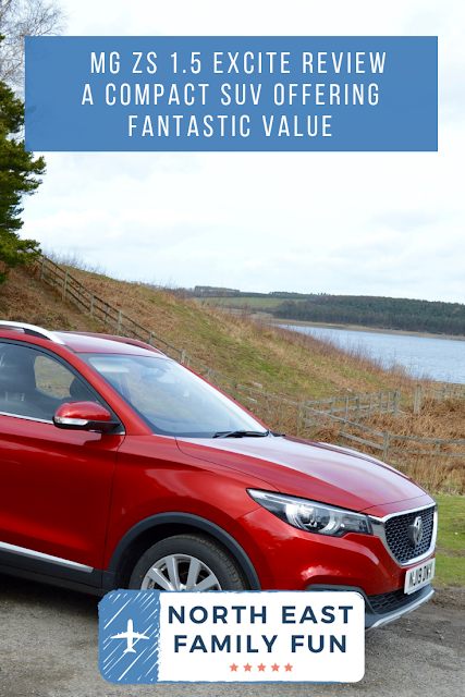 MG ZS 1.5 Excite Review | A New Compact SUV for less than £13,000 from Vic Young South Shields