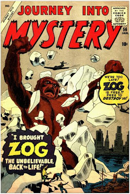 Journey into Mystery, Zog