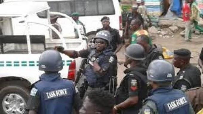 Kwara restriction task force shuts church, arrests transporters