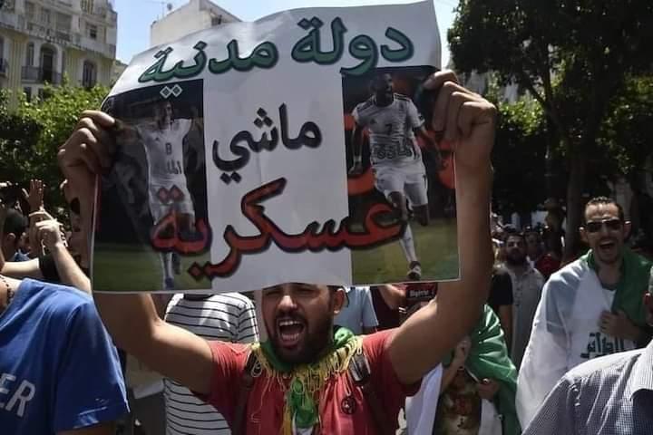 نظام العسكر يجرّد المعارضين من الجنسية الجزائرية