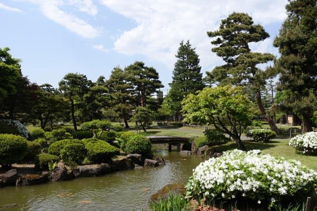 สวนอนุสรณ์ฟูจิตะ (Fujita Memorial Garden: 藤田記念庭園)