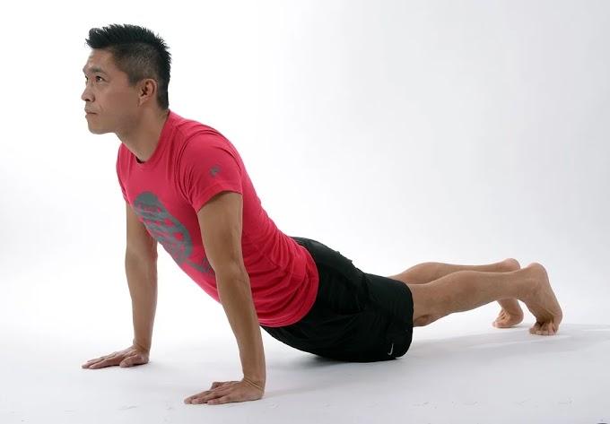 3 ejercicios que te ayudarán a la hora de relajar la espalda en casa