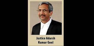 Spotlight: Appointment :  Justice Adarsh Kumar Goel