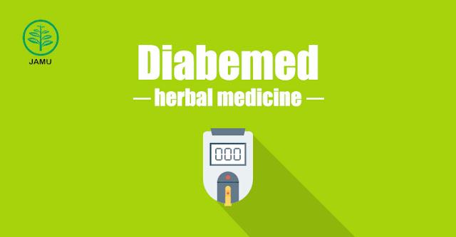 Diabemed, Obat Tradisional Untuk Membantu Meringankan Gejala Diabetes Melitus