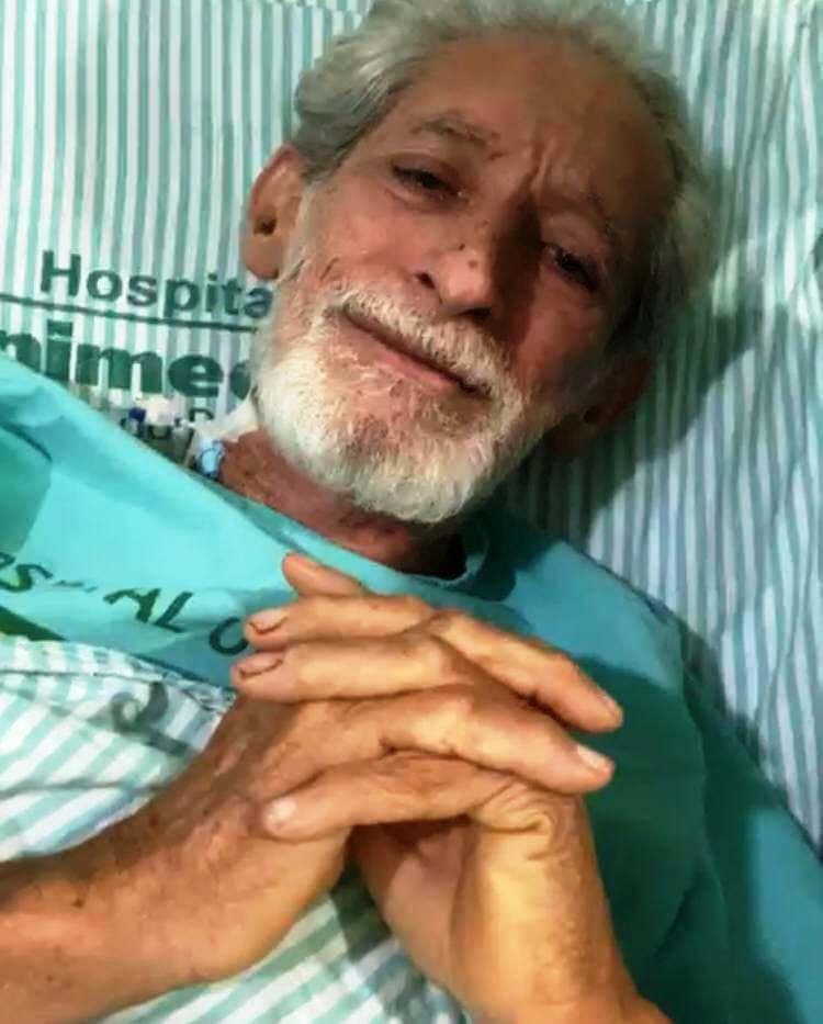 Em estado gravíssimo, padre Valdir Serra aguarda leito disponível no Hospital Regional