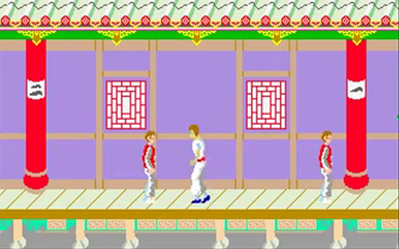 Kung Fu Master - Upcoming Amiga conversion of a classic Arcade game