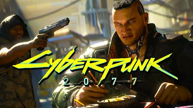 Cyberpunk 2077 Game Download 2020