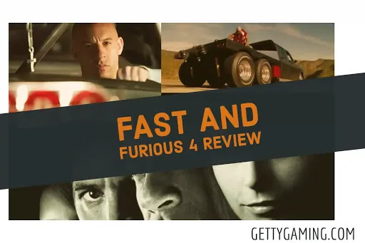 fast & furious 4 Review