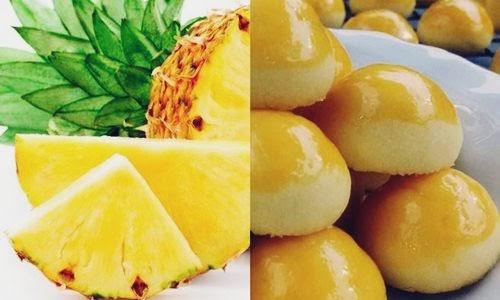 Cara Membuat dan Resep Kue Nastar Spesial Selai Nanas Asli Lumer  - chef.heru.my.id