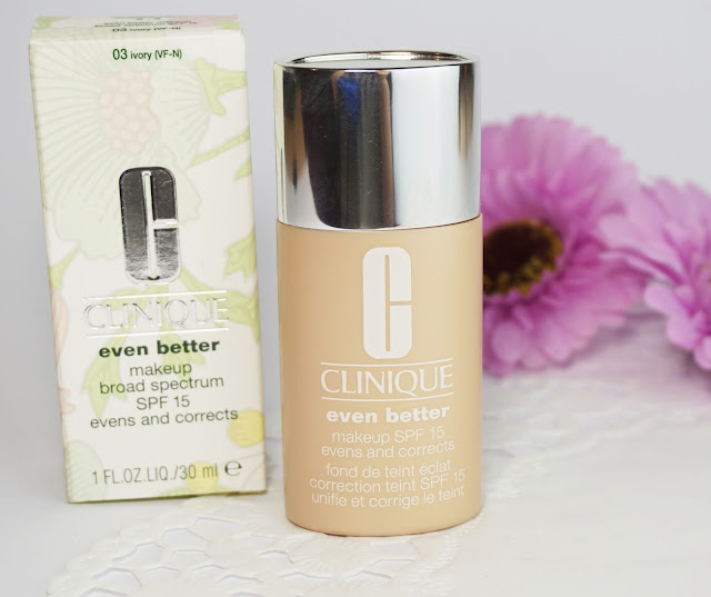 Clinique - Even Better Make-up SPF 15 (03 ivory) Foundation