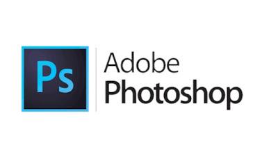 menggambar dan desain dengan adobe photoshop logo