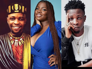 #BBNaija2020 Final: Laycon Beats Dorathy To Win Big Brother Lockdown Season 5