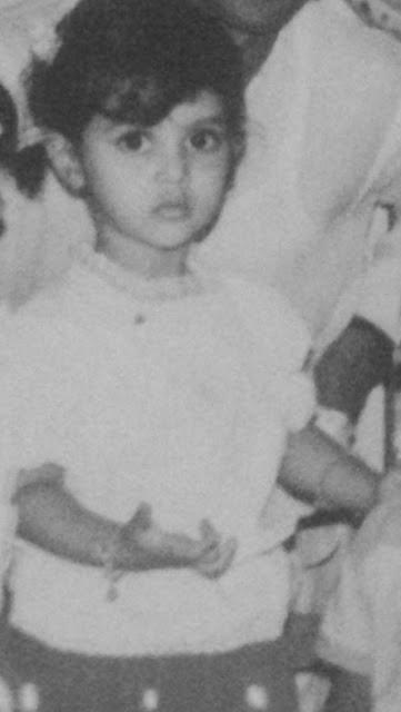 Rafiath Rashid Mithila Childhood