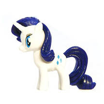 MLP Chocolate Ball Figure Wave 2 Rarity Figure by Chupa Chups