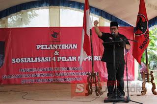 Persatuan Indonesia Bernafaskan Semangat Kebangsaan