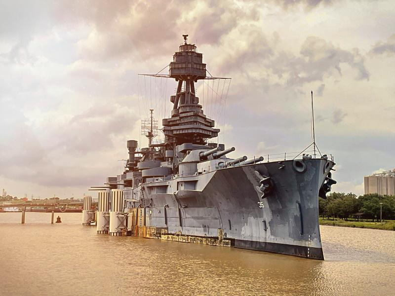 Day Trip: San Jacinto Monument and USS Texas