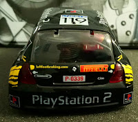 Renault Clio PlayStation