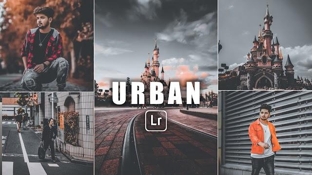 Urban Photography Presets-Lightroom Mobile