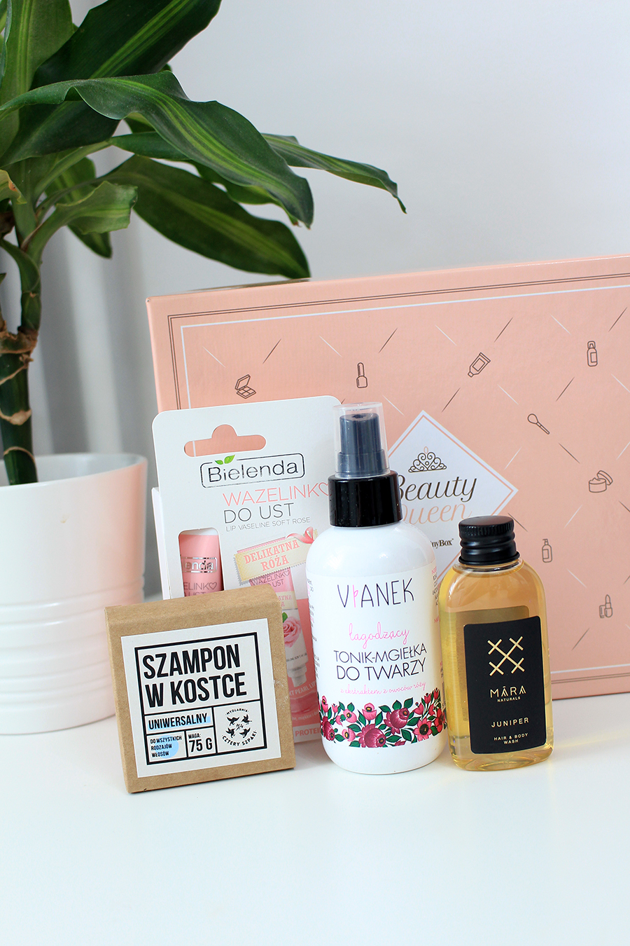 Majowy ShinyBox | Step into THE BEAUTY