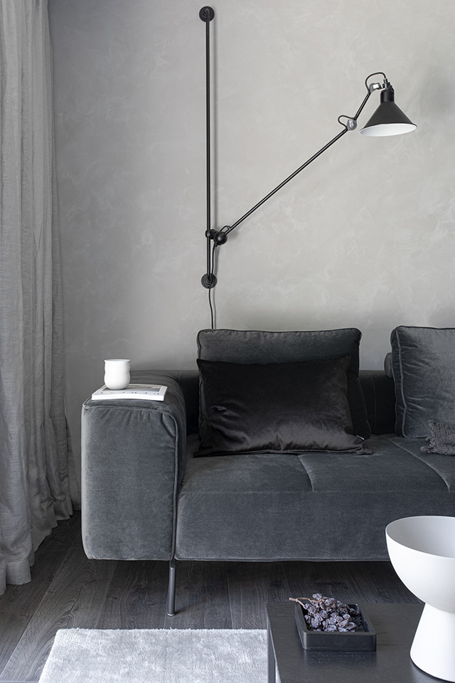 . T D C  Downstairs Living Room Update with BoConcept