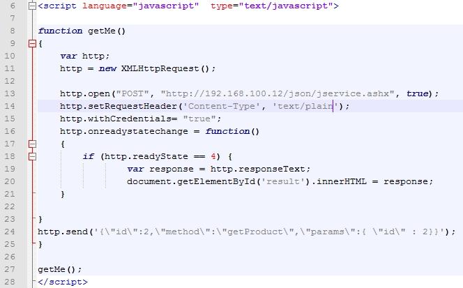 Shreeraj's security blog: CSRF with JSON – leveraging XHR ...