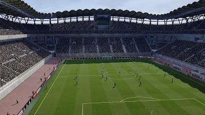 PES 2020 Ibaraki Kashima Stadium
