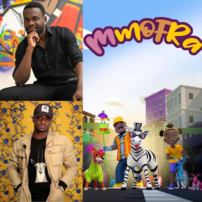 Mmofra: African inspired Animation project by Animaxfyb, Akeju hits global audience