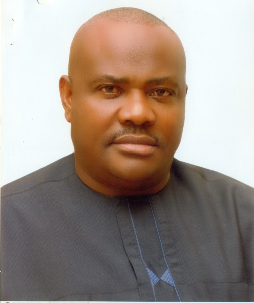 """State governor of River State """"Nyesom Wike"""" emerges as the """"Silverbird man of the year, 2017"""""""