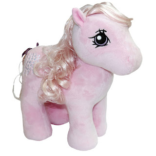 Big W Australia now Selling Limited Edition Cotton Candy Retro Plush